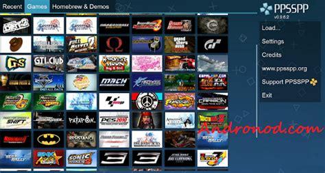 Kumpulan Game Ppsspp For Android Terbaru 2016