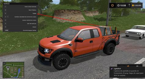 Gazgas Raptor 100 Modification by Ford F 150 Raptor Autoload V2 0 Fs17 Farming Simulator