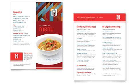 restaurant menu template  word publisher