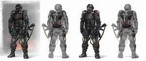 S.T.A.L.K.E.R. Exoskeleton concept art by hamburgercranium ...