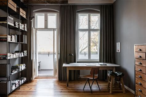 Berlin Apartment With 19th Century Style By Annabell Kutucu