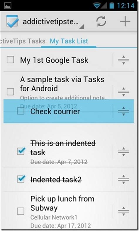 tasks android tasks for android holo themed to do list app with