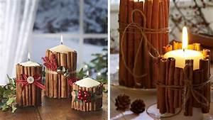 Bougies De Noel : 7 id es de d co de no l avec des bougies d co no l ~ Melissatoandfro.com Idées de Décoration