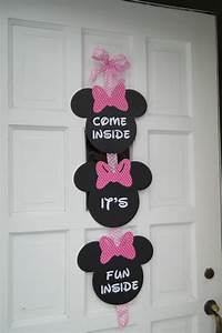 A DIY Minnie Mouse 1st Birthday Party! - Little List