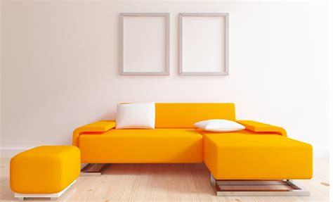 Sofas Interior Design by Orange Sofa Interior Design This Couch Cached My Orange