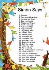 ZOOM Simon Says. TeachersMag.com