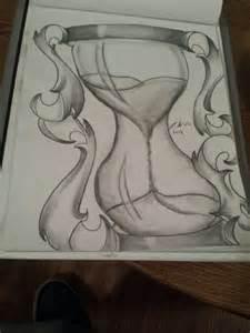 Hour Glass Sketch