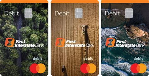 Bank altitude go is taking credit cards in a new direction. First Interstate Bank Debit Card