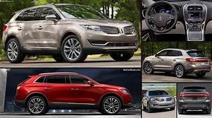 Lincoln MKX (2016) - pictures, information & specs