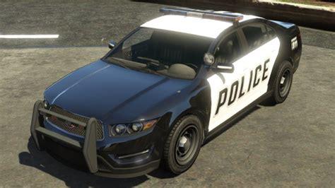 Police Cruiser (interceptor)