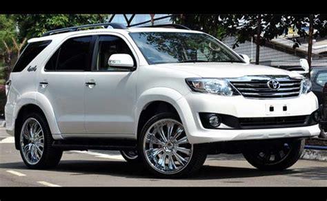 Modifikasi Toyota Fortuner by Gambar Modifikasi Toyota Fortuner Terbaik Mobil Modifikasi