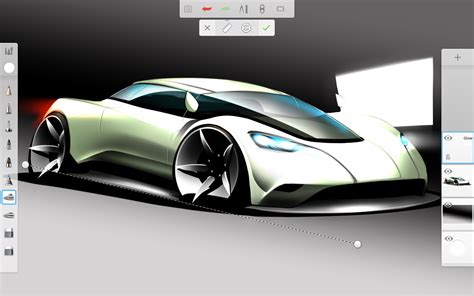 autodesk releases pro level sketchbook drawing app  android