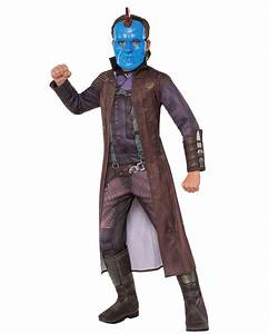 Yondu Kids Costume With Mask for Halloween | horror-shop.com