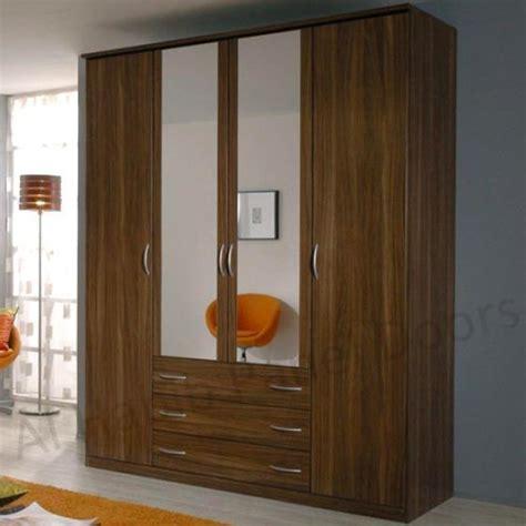 Standing Wardrobe by Standing Four Door Wardrobe Hpd519 Free Standing
