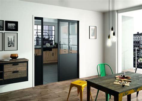 spot encastrable pour meuble de cuisine porte à galandage des portes coulissantes belles et