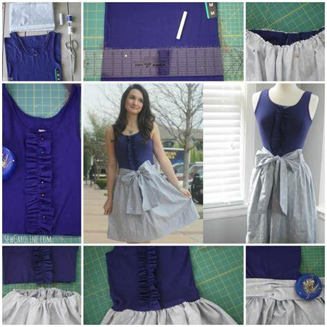 Wonderful DIY Rose Party Dress
