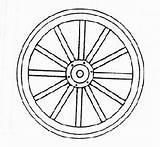 Wheel Wagon Wheels Drawing Line Coloring Template Diameter Scale Grandt Sketch Railroad Building Inc Getdrawings Gr sketch template