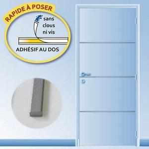 Insert Alu Pour Porte Intérieure : 3 inserts adh sifs alus castorama ~ Voncanada.com Idées de Décoration