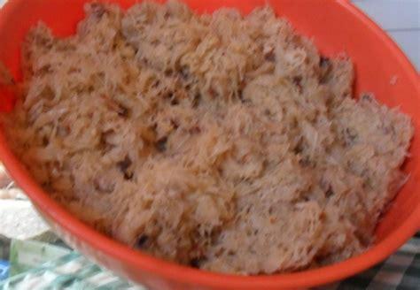 cuisiner choucroute cuite choucroute cuite