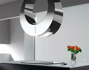 Hotte De Cuisine Design : hotte de cuisine elica legend la bulle archi design ~ Premium-room.com Idées de Décoration