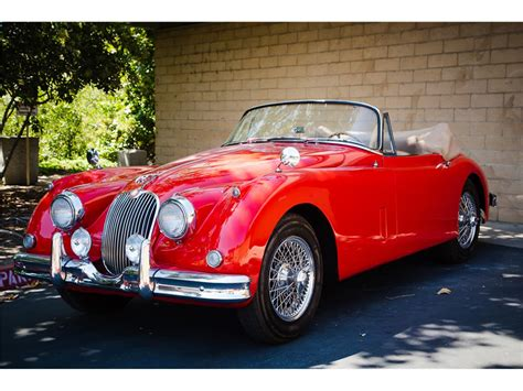 1957 To 1959 Jaguar Xk150 For Sale On Classiccars.com