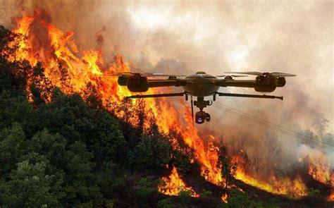 drones hampering firefighting efforts  wildfires     wetalkuavcom