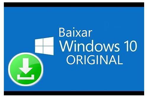chefe baixar o windows 7 original