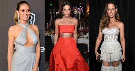 Golden Globes After Party The Best Worst Looks