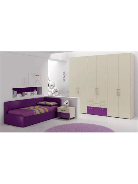 canape lit ado chambre ado avec lit canapé lit gigogne compact