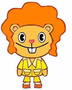 HTF Disco Bear blinking animation by DuncanandTwilight on ...