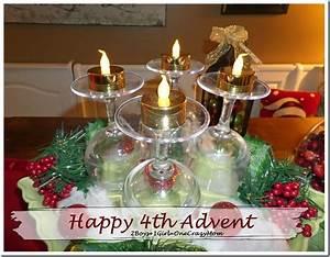 Happy 1 Advent : happy 4th advent 2 boys 1 girl one crazy mom ~ Haus.voiturepedia.club Haus und Dekorationen