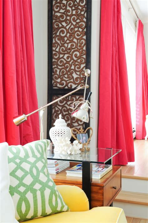 Raspberry Living Room Accessories by My Living Room Inside Style At Home Including The Befores