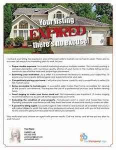farm your listing expired theres no excuse first With real estate expired letter