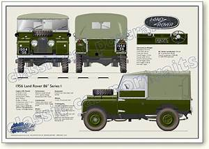 1954 Land Rover Series I - Information And Photos
