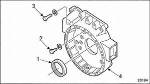 Series 60 Flywheel Housing Parts