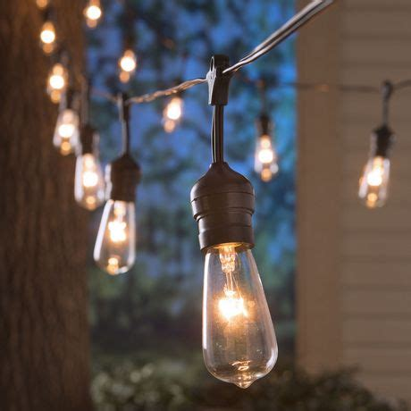 drop light walmart hometrends vintage bulb drop light set walmart ca