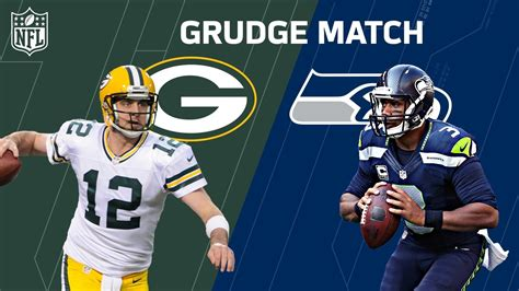 packers  seahawks  nfc championship game grudge