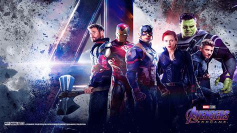 Avengers Endgame PC Wallpapers - Wallpaper Cave