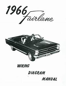 1970 Fairlane Wiring Diagram