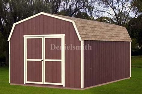 free 12x12 shed plans 12 x 16 barn storage shed plans buy it now get it fast