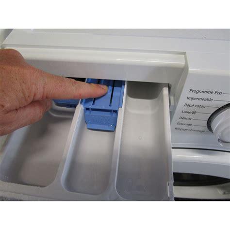 bac a detergent lave linge test samsung wf90f5e3u4w lave linge ufc que choisir