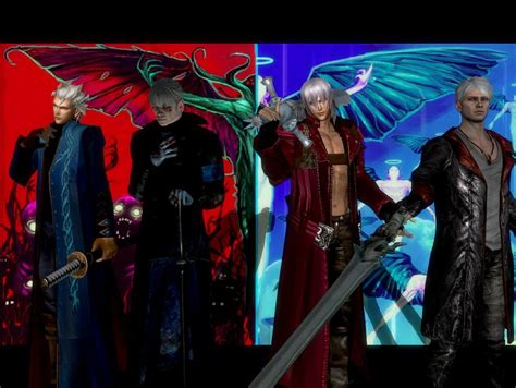 the sons of sparda two worlds same fate by dante 564 on