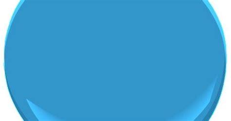 Clearest Ocean Blue 2064-40 Paint