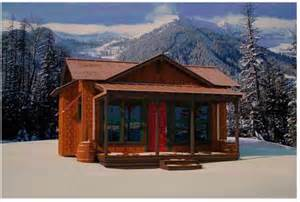 Energy Efficient Small Homes by Jetson Green Eco Cottages Offers Smart Energy Efficient