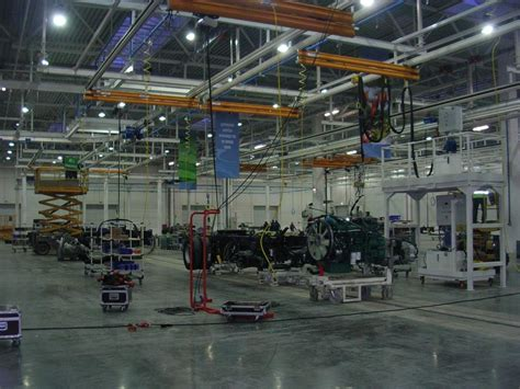 volvo truck manufacturing plants volvo truck assembly plant 15 000 trucks year