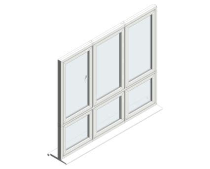 flush casement windows bimstore