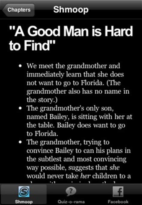 Good Men Are Hard To Find Quotes