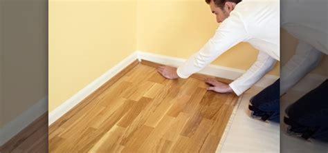 replacing hardwood floor planks how to easily replace a damaged laminate floor plank 171 interior design wonderhowto