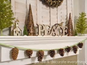How Make Paper Cone Christmas Tree