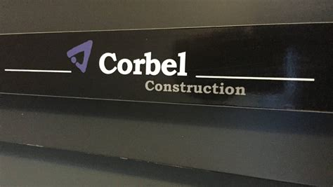 Corbel Construction by Another Big Building Player Folds Corbel Construction In